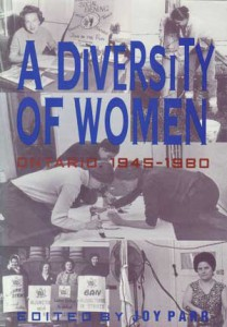 "Cover Image for ""A Diversity of Women"""