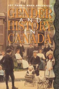 "Cover image for ""Gender and History in Canada"""